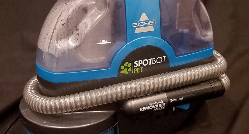 Bissell Spotbot Review