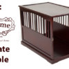 Short on space?  Check out Primetime Petz' Dog Crates.